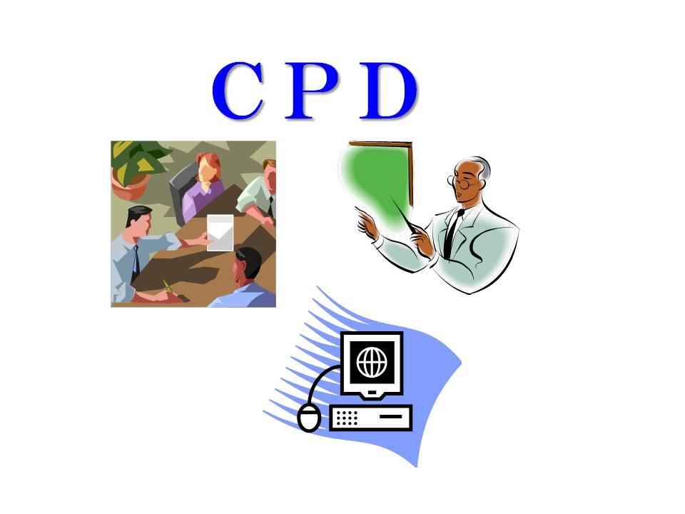 資格更新のためのCPD獲得方法についてお知らせ致します。